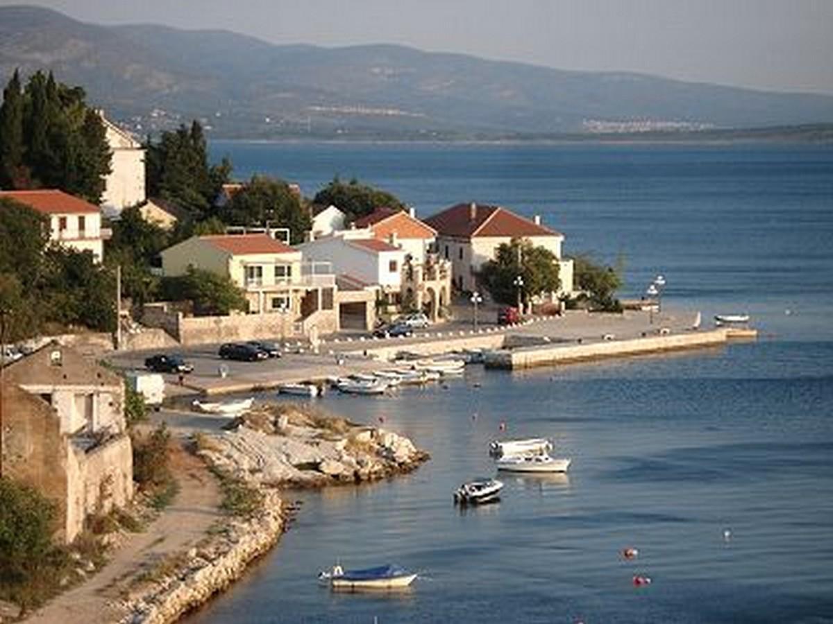 Kroatie Starigrad